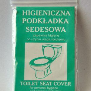 Toaletowa podkładka higieniczna