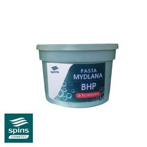 Pasta mydlana BHP ze ścierniwem